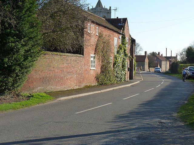 Spring Lane, Car Colston