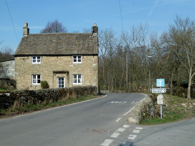 Cottage by Edale Road