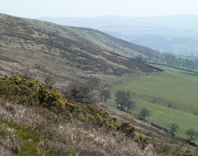 Southern slopes of Win Hill