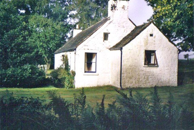 Blates Mill Cottage looking southwest