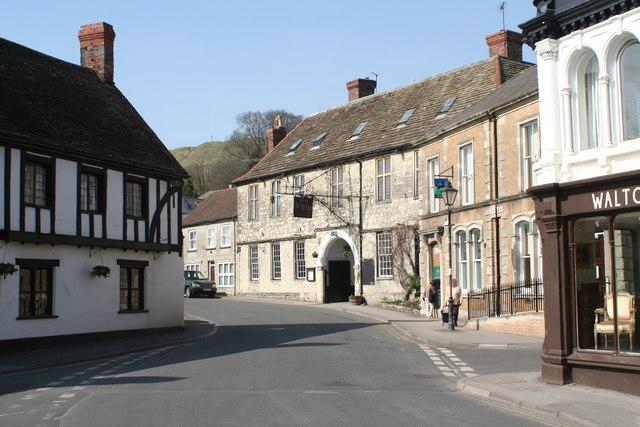 Castle Street, Mere