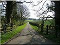 TL0517 : Drive to Cell Park Farm by Rob Farrow