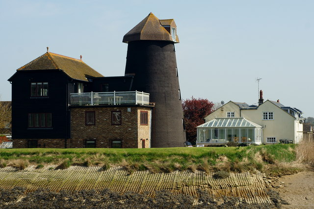 South Marsh Mill, Arundel, Sussex