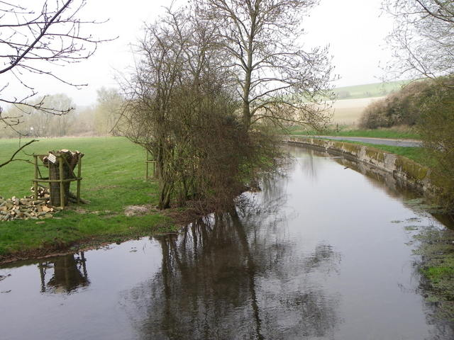 River Ebble, Broad Chalke - 31