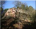 SJ5054 : Erosion in Raw Head crags by Espresso Addict