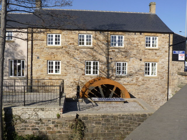 Malin Bridge Corn Mill
