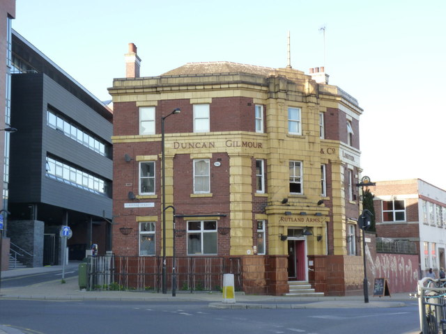 Rutland Arms, Brown Street