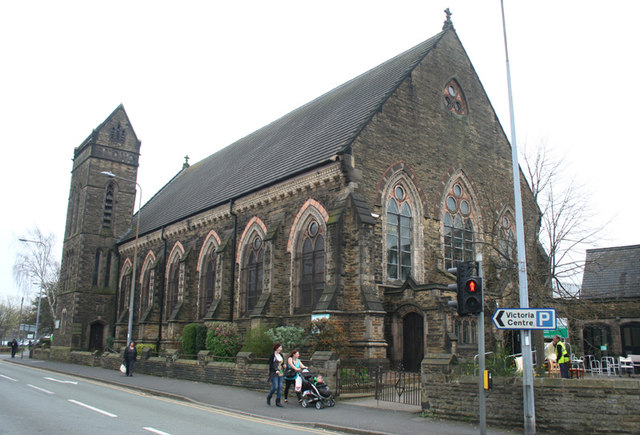St Paul's Centre, Crewe