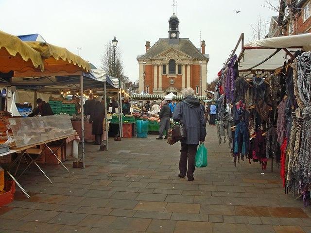 Henley Market