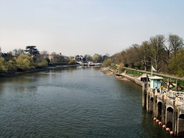 River Thames at Richmond