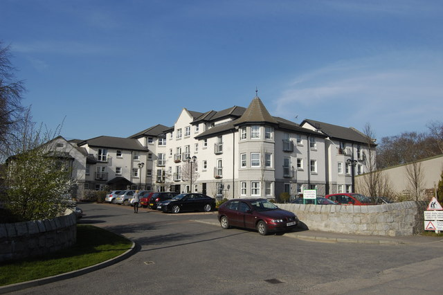 Care Home, Commercial Road, Inverurie