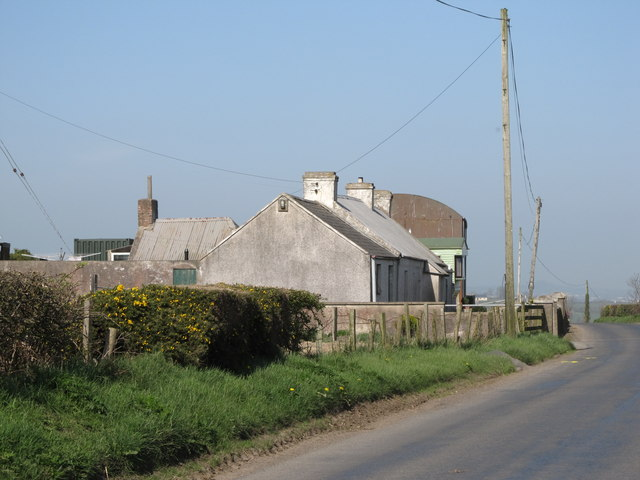 Farmstead on Sentry Box Road
