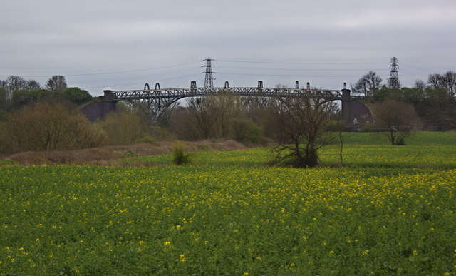 The Warburton toll bridge over the ship canal
