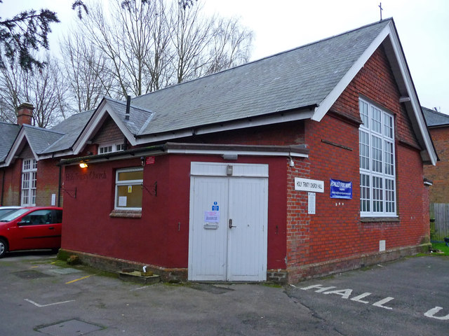 Winchester - Church Hall