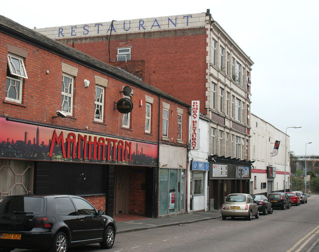 Steam Nightclub, High Street, Crewe