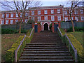 SU4729 : Winchester - Peninsular Barracks by Chris Talbot