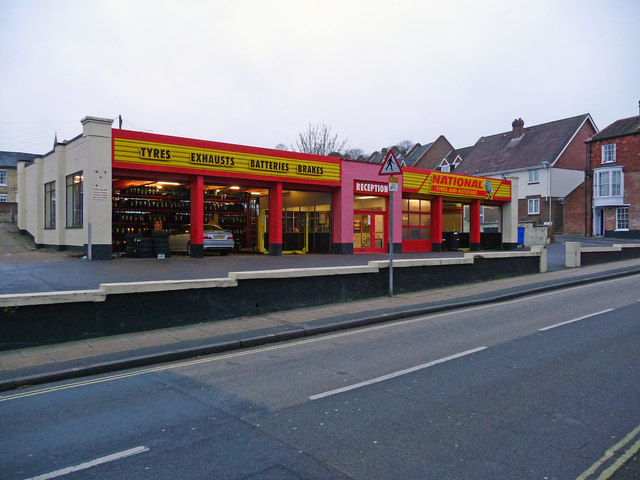 Winchester - National Tyre And Exhaust