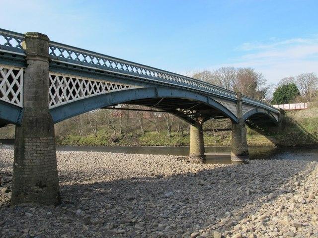 Haltwhistle Tyne Bridge