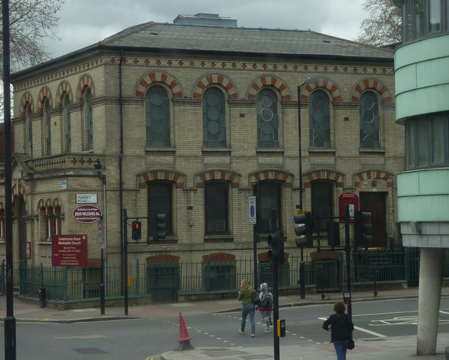Caledonian Road Methodist Church (1870)