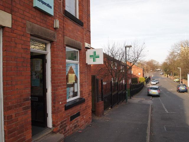 Nottingham - Basford NG6