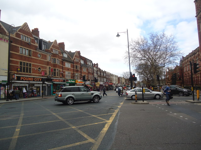 Barking Road, East Ham