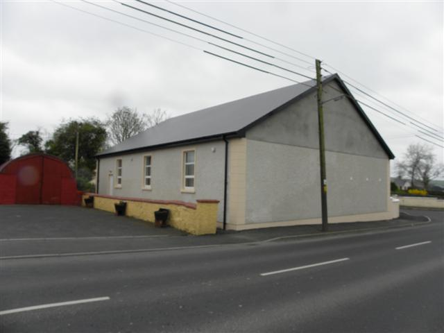 Orange Hall, Newtown Cunningham