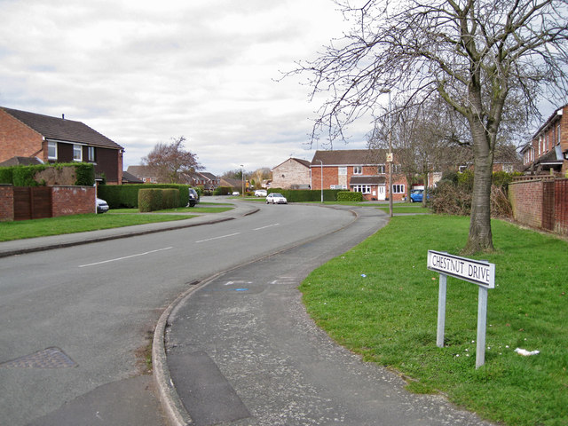 Chestnut Drive, West Heath
