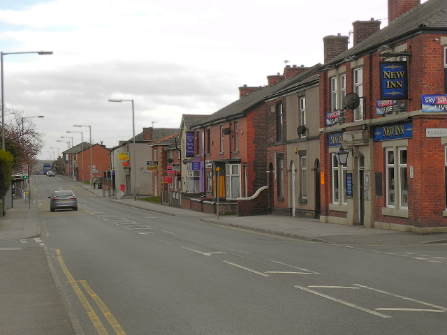 Ainsworth Road, Radcliffe