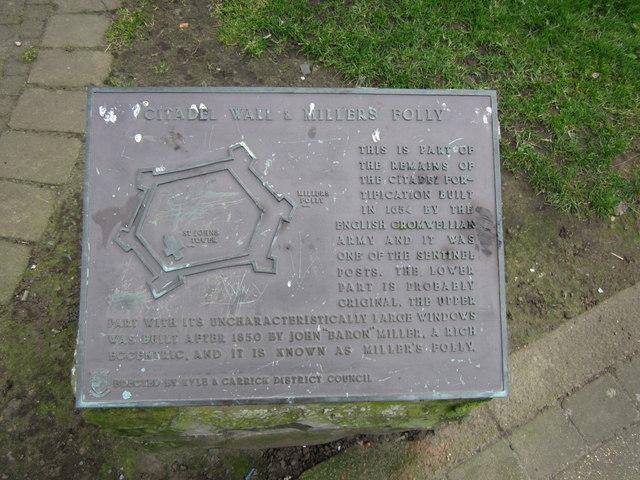 Cromwell's Citadel