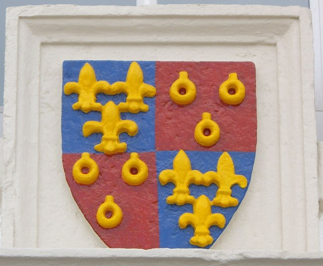 Montgomerie Armorial Arms Panel