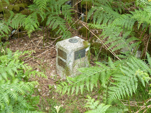 Fundamental benchmark, Trawsfynydd