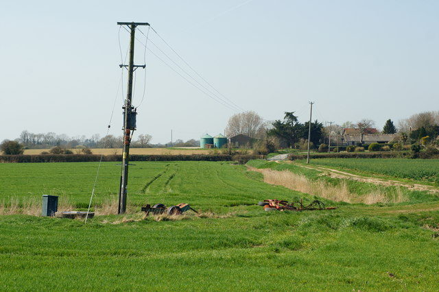 View Towards Tortington, Sussex