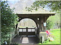 SO9975 : Lych Gate Lickey Cemetery by Roy Hughes