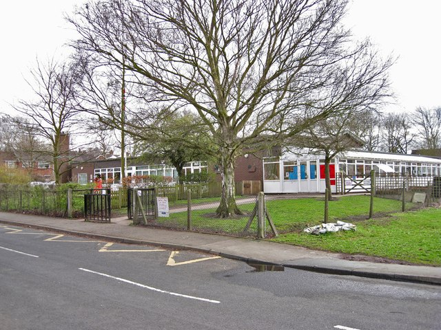 Black Firs Primary School