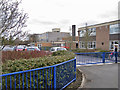 SJ8363 : Congleton High School by Richard Dorrell