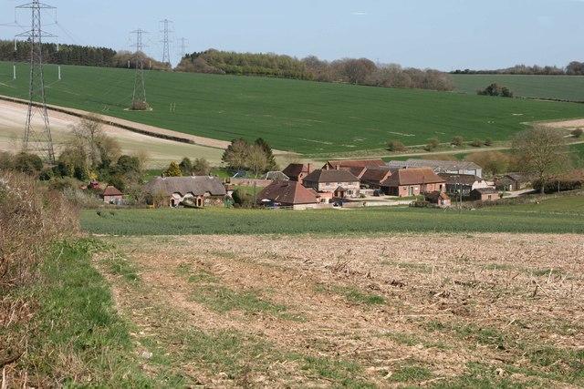 Woodcott, Hampshire