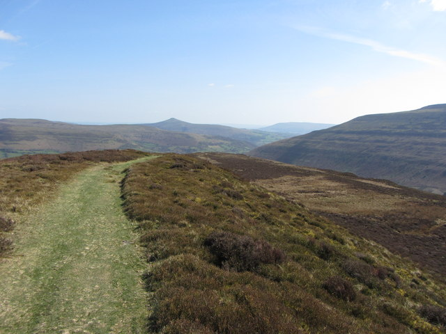 Path on Tal Trwynau