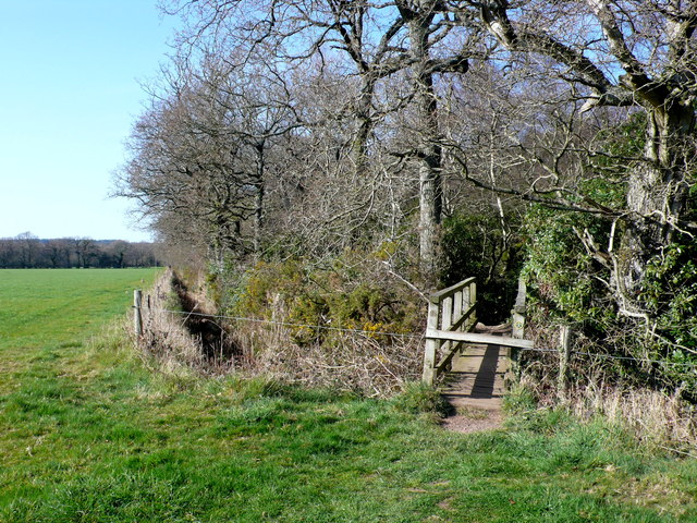 Jubilee Trail Footbridge