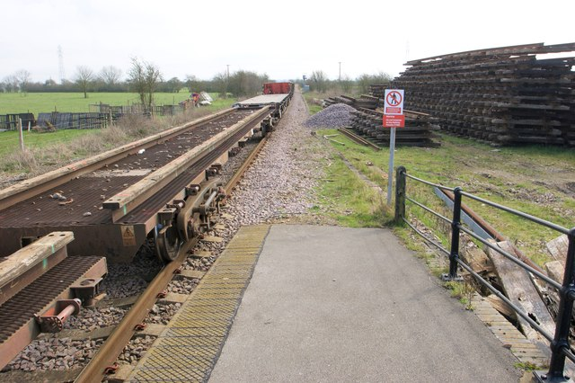 Railway Station, Thorpe Culvert