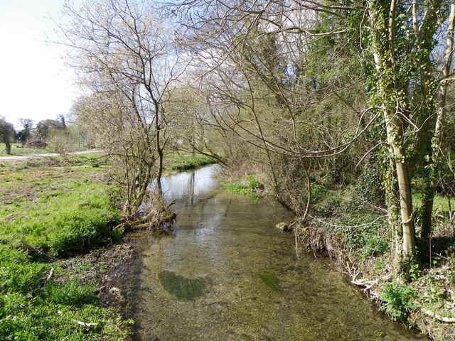 River Ebble, Bishopstone