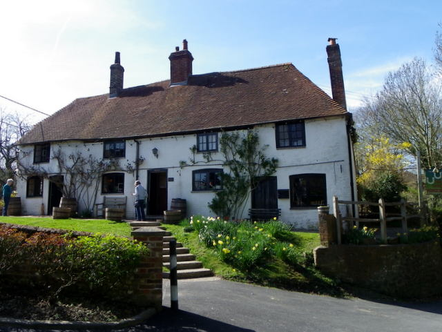 The Three Horseshoes, Elsted