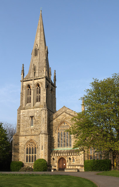 St.Andrews Church, Kingsbury