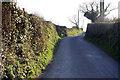 SX4761 : Roborough Lane by roger geach
