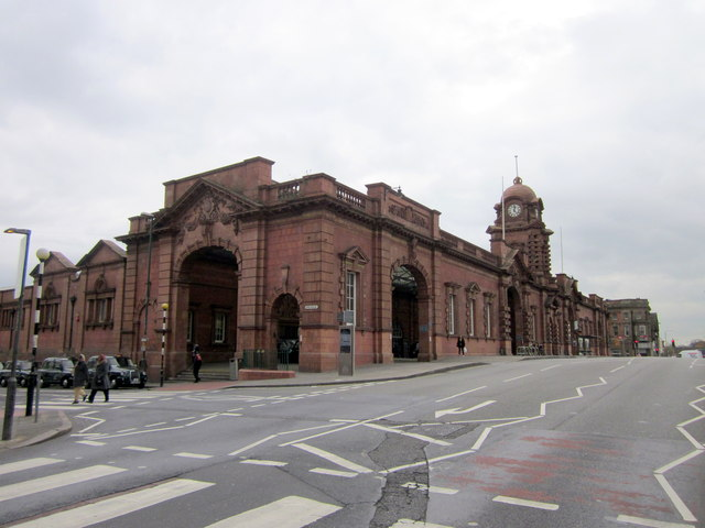 Nottingham Railway Station