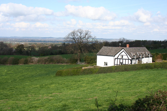 Lowerhill Farmhouse, Burwardsley