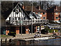 SU9081 : Maidenhead Rowing Club by Colin Smith