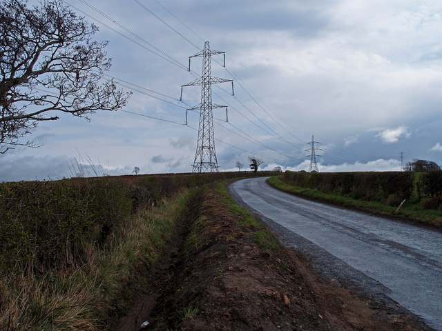 Roadside Ditch, Low Dallars Farm