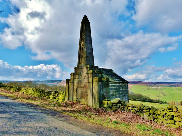 Edgefield obelisk