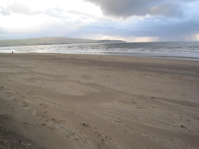 Beach at Ayr (Seafield)