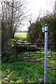 SU4095 : The footpath to Lyford by Steve Daniels